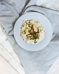 Vegaaninen tattirisotto | Chocochili Ethnic Recipes, Food, Instagram, Eten, Meals, Diet