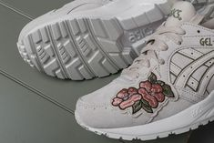 86e0bd776 Asics Gel-Lyte V  Cherry Blossom