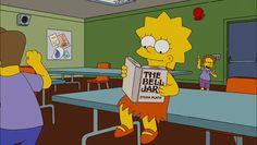 A lo largo de sus más de 25 años de vida lo ha demostrado: todo está en 'Los Simpson'. Cualquier cosa que suceda en el mundo, ya ha ocurrido antes en la se