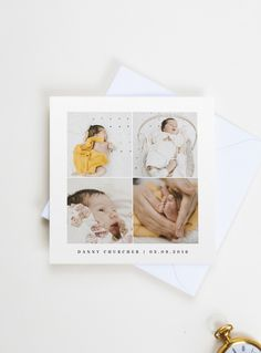 Create your own custom Birth Announcement Cards with Utterly Printable. Explore our range of beautiful Birth Announcement designs and make a selection from our affordable printing service. Birth Announcement Template, Pregnancy Announcement Photos, Baby Announcement Cards, Birth Announcements, Nursery Frames, Welcome Home Baby, Photo Cards, New Baby Products, 3d Printing