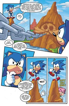 PREVIEW: 'Sonic the Hedgehog' #290