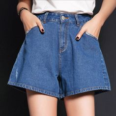 Product Name: MF1019 Flare Denim Shorts Click On Link To View This Product : http://gurusing.sg/product/mf1019-flare-denim-shorts/. We Have Publish More Products And Special Offer Are Going On Our Website GuruSing. Hurry Enjoy Up To 80% Discounts......