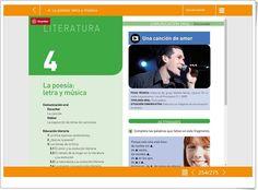 Unidad 14 de Lengua Castellana y Literatura de 1º de E.S.O. (Unidad 4 de Literatura)