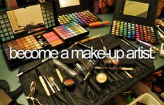 Learn how to properly put on make-up!