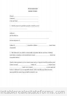Free Missouri Form Printable Real Estate Forms | Printable Real ...
