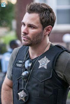 Patrick John Flueger as Adam Ruzek