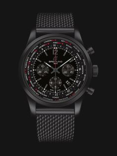Call 813-875-3935 or 727-898-4377 to buy! Limited editions - Breitling Transocean Unitime Pilot - Travel watch