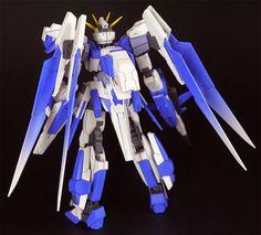 HG 1/144 Gundam AGE-2 Normal + Jesta Custom Build - Gundam Kits Collection News and Reviews