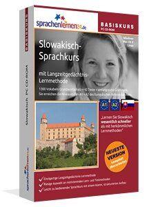 Lernen Sie Slowakisch wesentlich schneller als mit herkömmlichen Lernmethoden – und das bei nur ca. 17 Minuten Lernzeit am Tag