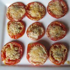 Tomato - Parmesan Appetizer