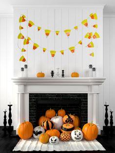 DIY Halloween Paper