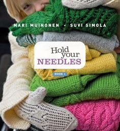 Hold Your Needles Book 1  2016 - 轻描淡写 - 轻描淡写