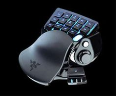 Intense Techy Keyboards - The Razer Nostromo Keypad is for Hardcore Gamers (GALLERY)