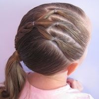 fancy little girl hairstyles