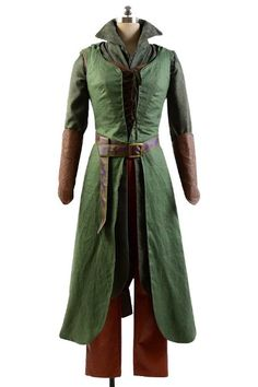 The Hobbit Elf Tauriel Outfit Cosplay Costume Taille europeenne Femme S