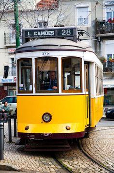 Lisboa...the electrico