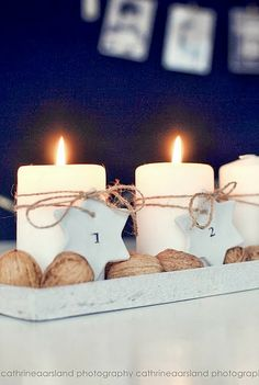 Livingdreams: Adventskranzideen