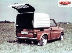 Polski Fiat 126p Bombel