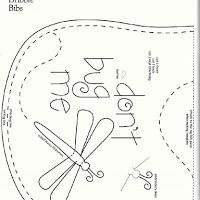 Este patrón y el siguiente forman un babero, los imprimí y luego los copié en una entretela.. queda muy bonito¡¡¡ Bibs, Peace, Math, Baby Bibs Patterns, Bib Pattern, Bonito, Dribble Bibs, Math Resources, Early Math