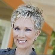 Pixie Haircut For Women Over 50 With Short Thick Hair Razor Short ...