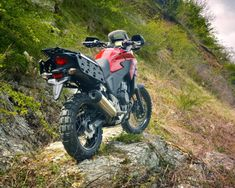 Rally Raid Products Honda CB500X Adventure, distributed in North America by Giant Loop