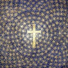 Galla Placidia amazing mosaics in Ravenna-Italy