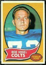 1970 Topps #15 Bob Vogel - NM-MT by Topps. $1.00