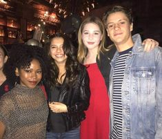 Riele Downs,Cree Cicchino,Ella Anderson and Jace Norman Jace Norman 2017, Norman Love, Henry Danger Actor, Henry Danger Jace Norman, Henry Danger Nickelodeon, Nickelodeon Girls, Cree Cicchino Instagram, Young Celebrities, Celebs