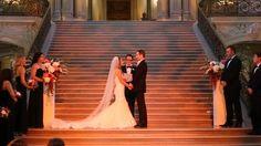 ROSIE & BRET — SAN FRANCISCO WEDDING AT CITY HALL, FEATURE FILM BY WEDDINGS ON FILM