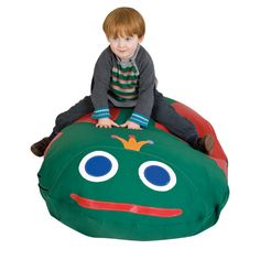 Woodland Friends Large Cushion Frog Large Cushions, Floor Cushions, Nottingham, Learning Activities, Bean Bag Chair, Woodland, Range, Friends, Decor