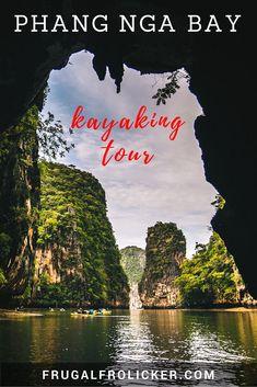 Exploring the limestone karsts and sea caves on a Phang Nga Bay kayak trip with John Gray's Sea Canoe in Phuket, Thailand. Phuket Thailand, Thailand Travel, Asia Travel, Croatia Travel, Greece Travel, Travel Packing, Italy Travel, Travel Usa, Ireland Travel