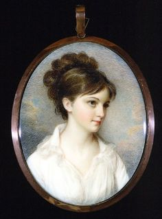 Eliza Izard (Mrs. Thomas Pinckney, Jr.) by Malbone, Edward Greene Date 1801