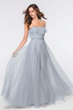 5758d5c034a Angelie Vintage Bridesmaid Dresses