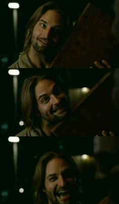 Josh Holloway from LOST, always I have seen him as Lymond