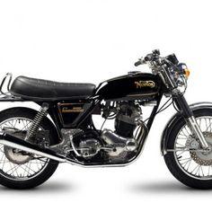 Norton Commando #Norton #motorcycle #80