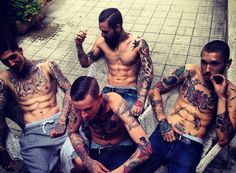 www.tat2oz.com. For all tattooed skincare needs. Australian made from high quality natural essential oils. Best Pre\Post tattoo care!. Daniel Bamdad, Ricky Hall, Lawson Rhys Taylor, Dawid Auguścik. #tattoos #ink #inked
