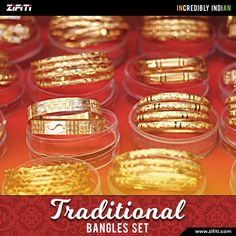 Buy beautiful Indian bangles and Indian fashion jewelry online in USA at Zifiti.com.