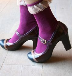IONA GRAPE2 :: SHOES :: CHIE MIHARA SHOP ONLINE