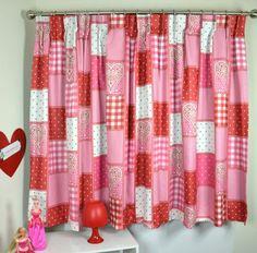 Behang voor de #meisjeskamer. Leuk patchwork behang. Met bijpassende ...