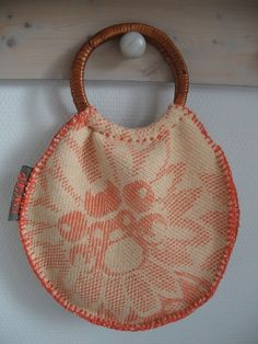 bag from woollen blanket #Dawanda