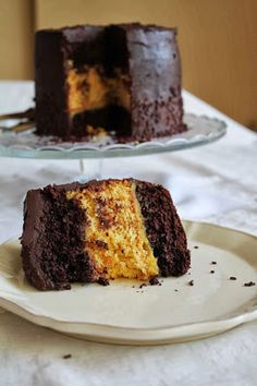 Layer cake_chocolate_naranja_orange curd