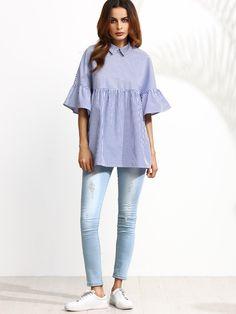56d5ab76a69d6b blouse160906503 2 Floral Leggings