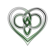 Vector Celtic Heart by Lupas-Deva