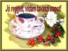 Tea Cups, December, Mugs, Tableware, Good Morning, Dinnerware, Tumblers, Tablewares, Mug