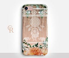 Tribal Phone Case For iPhone 8 iPhone 8 Plus  iPhone X