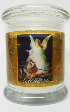 Jar Candles | Christmas Gift Ideas | Religious Candles | Full Faith Candle Co. | Inspirational Candles | FREE SHIPPING!!