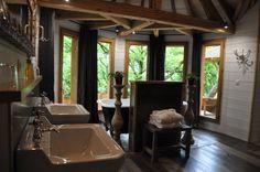 Salle de bain / Cabane Puybeton