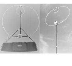 FREE SHIPPING! 10-40 Meter Alpha Loop Sr high power 30 Watt
