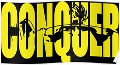 CONQUER - Barbell Back Squat ICONIC (yellow)