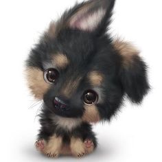 Animals 🙈 - Animals, animals wild, animals funny, animals cutest, animals and pets Baby Animals Super Cute, Cute Little Animals, Cute Funny Animals, Cute Animals To Draw, Baby Animals Pictures, Cute Animal Pictures, Baby Pictures, Cute Animal Drawings, Cute Drawings